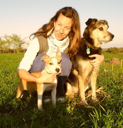 Kurys Anita kutyakiképző